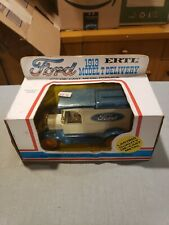 ERTL  Ford 1913 Model T Delivery Truck Die-Cast Bank #1334 NIB