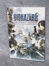BIOHAZARD Darkside Chronicles Resident Evil Guide Book Wii CP55*