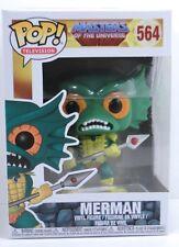 Funko POP Television Vinyl Figure MIB #564 He-Man Masters of the Universe Merman