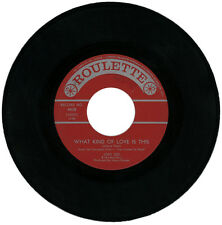 """JOEY DEE & THE STARLIGHTERS  """"WHAT KIND OF LOVE IS THIS""""  R&B / POPCORN  LISTEN!"""