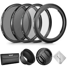 Neewer Lens Accessory Kit for Canon PowerShot SX530 HS SX520 HS SX60 HS SX50 HS