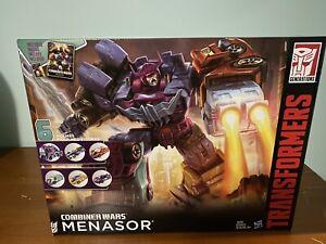 Hasbro Transformer Generations Combiner Wars Menasor