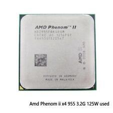 Amd phenom ii x4 955 Processor Quad-Core 3.2GHz 6MB O1J7 Socket AM3 Neu