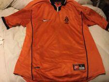 Holland Home Football Shirt 1998
