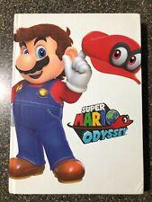Super Mario Odyssey Prima Collector's Edition Guide - Nintendo Switch 2017