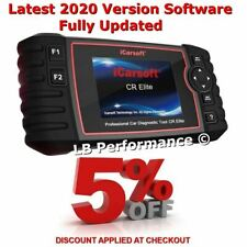 iCarsoft CR Elite Professional Diagnostic Tool Multi Brand Vehicles OBD2