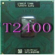 Intel Core Duo T2400 SL8VQ 1.83GHz/2M/667MHz LF80539GF0342M / BX80539T2400