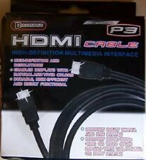 HDMI Cable for Playstation 3 Bluray 3D TV DVD PS3 HDTV Xbox LCD LED 1080P