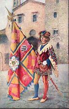 Z55) PALIO DI SIENA, PAGGIO DELLA CHIOCCIOLA.
