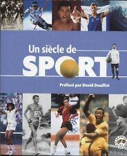 FRANCE LIVRE:UN SIECLE DE SPORT EN TIMBRES EMIS EN 2000