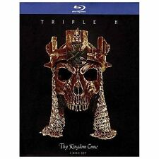 WWE: Triple H - Thy Kingdom Come [Blu-ra Blu-ray
