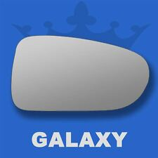 Ford Galaxy wing door mirror glass 1995-2006 Right Driver side Spherical