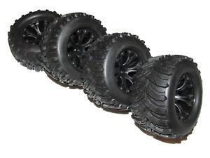 Redcat Dukono Pro 4x4 Brushless Offroad Crawler Wheels & Tires