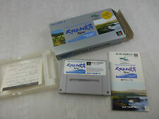 Jeu pour console Super Famicom Nintendo, New Tournament edition, SHVC-P-AONJ