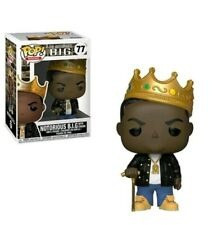 Funko Pop! Rocks, The Notorious B.I.G., Notorious B.I.G. w/ Crown Figure #77