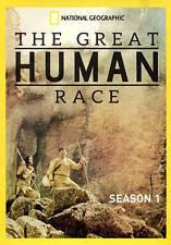The Great Human Race: Season 1 (DVD, 2016, 2-Disc Set)