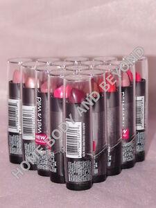 WET N WILD Lip Color Lipstick You Choose Color