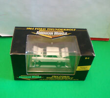 Ertl 1:64 scale American Muscle Ford 1964 Thunderbolt  - HOBBY TIME MODEL SHOP