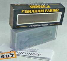 More details for #587 empty box for farish 371-129 class 33 br blue (china made)