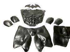 Batman Justice League Mens Adult Armor Chest Legs Cosplay Halloween Costume
