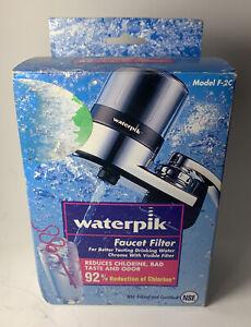 Waterpik Faucet Filter Model F-2C Better Tasting Water