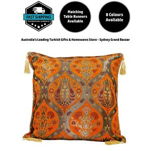Turkish Cushion Covers Pillow Cases Home Decor Authentic Best Quality Guaranteed