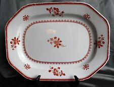 "Copeland Spode 14.25"" Ironstone ""Spode's Gloucester"" Pattern Serving Tray c.1930"