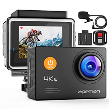 APEMAN A79 4K 16MP Waterproof Action Camera Package w/32gb micro Extreme Plus