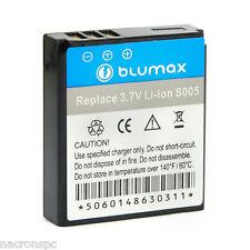 Batterie PREMIUM Panasonic CGA-S005 Fuji NP-70 DB-60 Lumix DMC-FC01 DMC-FX01