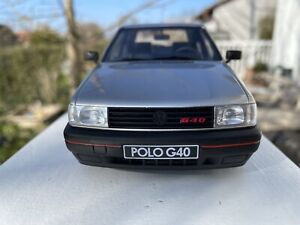 1:18 OTTO Volkswagen Polo MK2 G40 #OT856 by Raceface-Modelcars