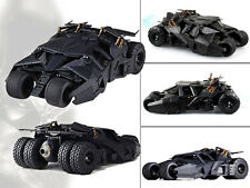 Batman Dark Knight Batmobile Tumbler Car Revoltech No.043 Figurine Figure No Box