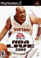 PlayStation2 : NBA Live 2004 VideoGames