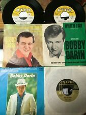 Bobby Darin Mack The Knife What'd I Say pt I & 2 Won't You Come Home Bill Bailey