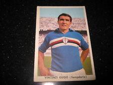 Figurina IL CALCIO ITALIANO STEF 1963/64  VINCENZI  Sampdoria  serie 2 Pallini