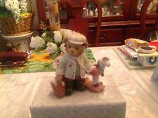 Cherished Teddies Jim European Exclusive Special Edition Figurine