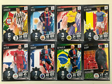 Match Attax 101 2020/21 cards numbered 1 to 121 pick