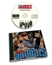 THE ANIMALS THE WORLD IN A FLAME 1 CD