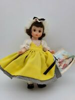 Madame Alexander Doll France 590 Vintage In Box With Tags