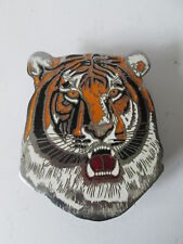 Leyland Tiger coach enamel badge.Leyland badge. coach badge.
