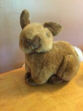 "Fiesta Bunny Rabbit VTG 1989 Stuffed Furry Plush BX6 11.5"""