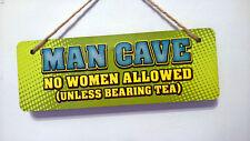 Appeso segno (piccole) in MDF-MANCAVE, le donne non consentito