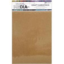 """Dina Wakley Media Kraft Paper Pack 10pcs 7.5""""x10"""" MDJ59653"""
