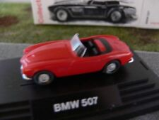 1/87 Wiking BMW 507 Cabriolet rot Sondermodell PC 829
