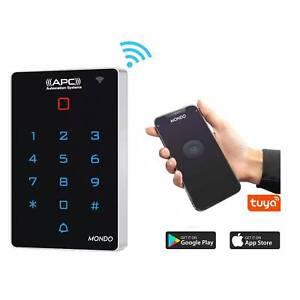 APC Mondo Wi-Fi Keypad Mobile APP Access Control Swipe Tag Reader Gate Opener