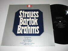 LP/ORF 1004/ STRAUSS BARTOK BRAHMS/JURINAC/BALDANI/SEEFRIED/HORVAT