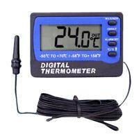 TM803 Fridge Refrigerator Freezer Digital Alarm Thermometer Temperature Meter SH