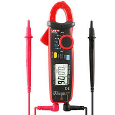 UNI-T UT210D mini Clamp Meter AC/DC Current Voltage NCV Digital Multimeter