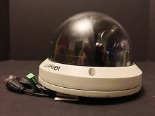 Security Camera Iqeye A11S 1.3 Megapixel Color Ip Network Dome Iqinvision + Lens