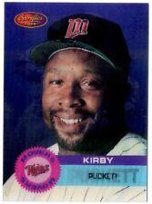 1994 Sportflics 2000 Baseball Movers #MM4 Kirby Puckett Minnesota Twins HOF