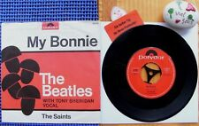 THE BEATLES with TONY SHERIDAN MY BONNIE★The Saints★Polydor 52 273